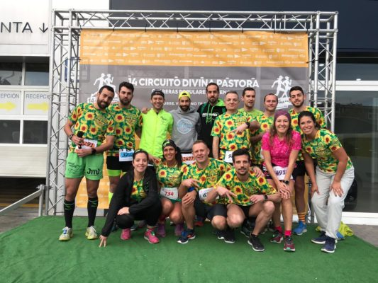 Equipo Green Power Sports Team