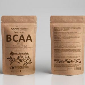 BCAA capsulas nutritrain