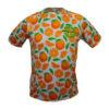 camiseta naranjas green power