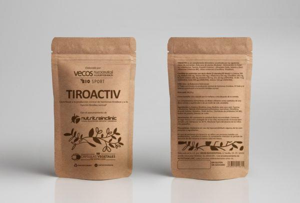 tiroactiv nutritrain