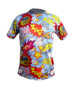 camiseta elite boom