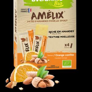 caja barritas amelix naranja