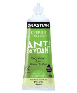 gel overstims antioxydant
