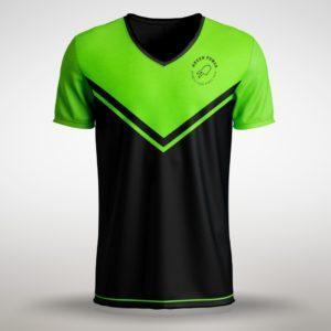 camiseta elite sherpa green power