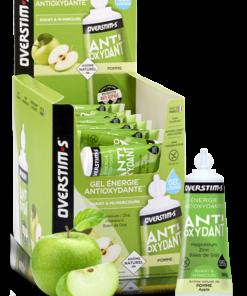 gel overstims antioxydant manzana